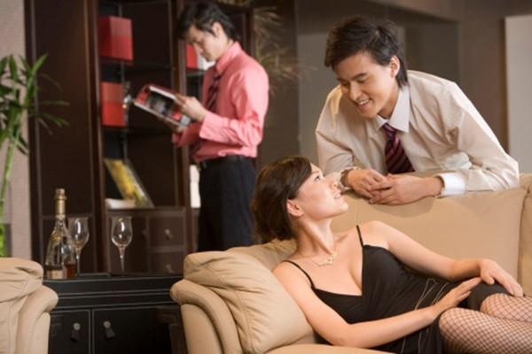 nguyên nhân vợ ngoại tình